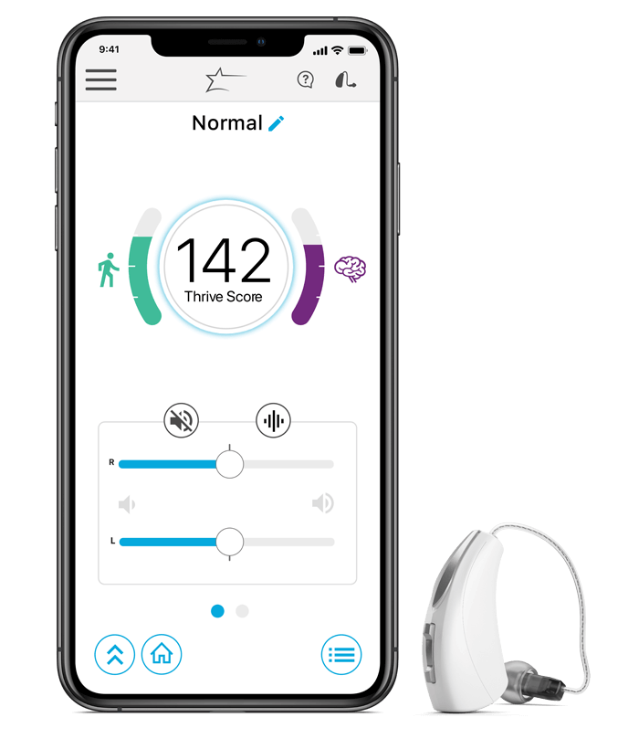 Thrive-app-Starkey-LivioAI-Hooroplossingen